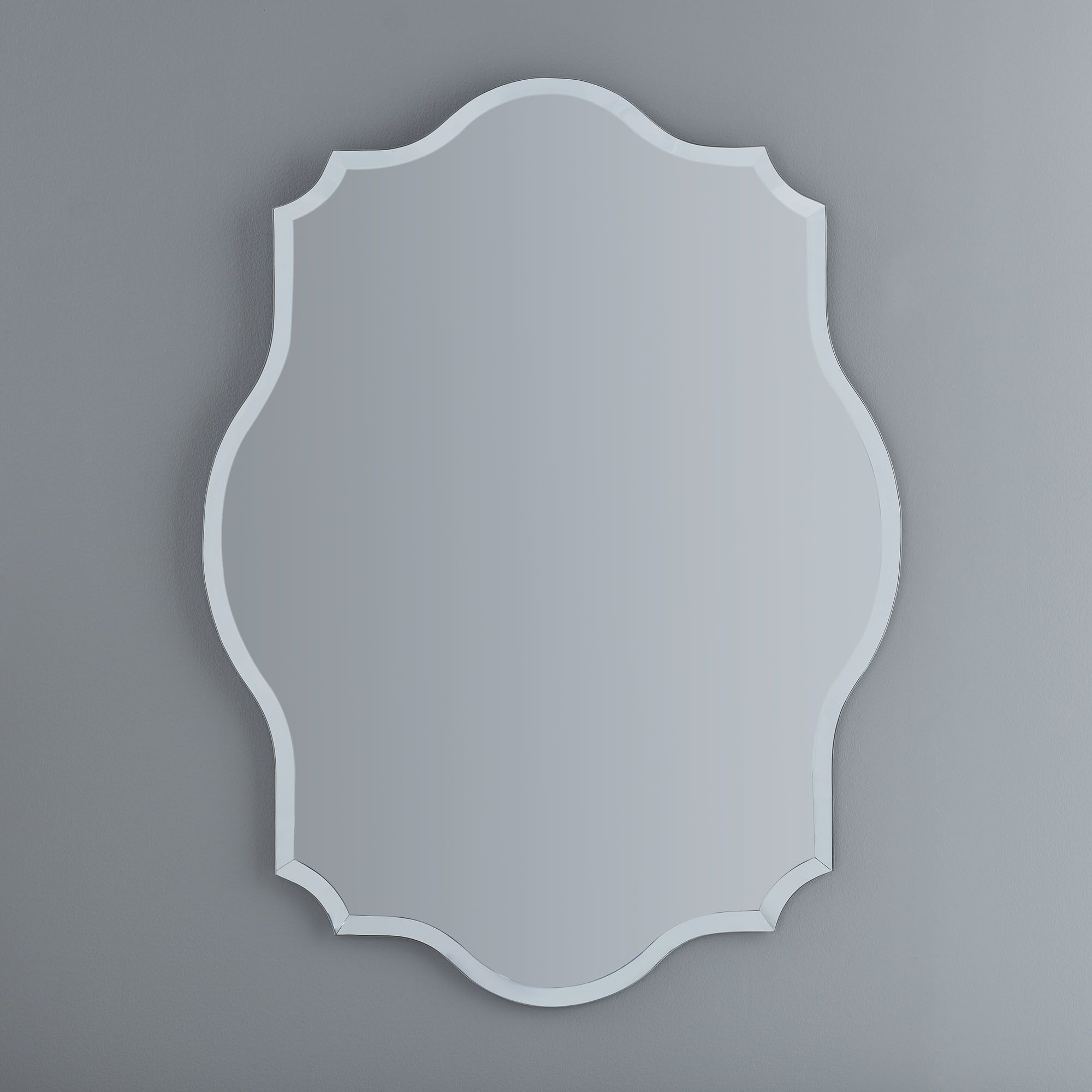 Guidinha Modern & Contemporary Accent Mirror | Products Intended For Guidinha Modern & Contemporary Accent Mirrors (Image 7 of 20)