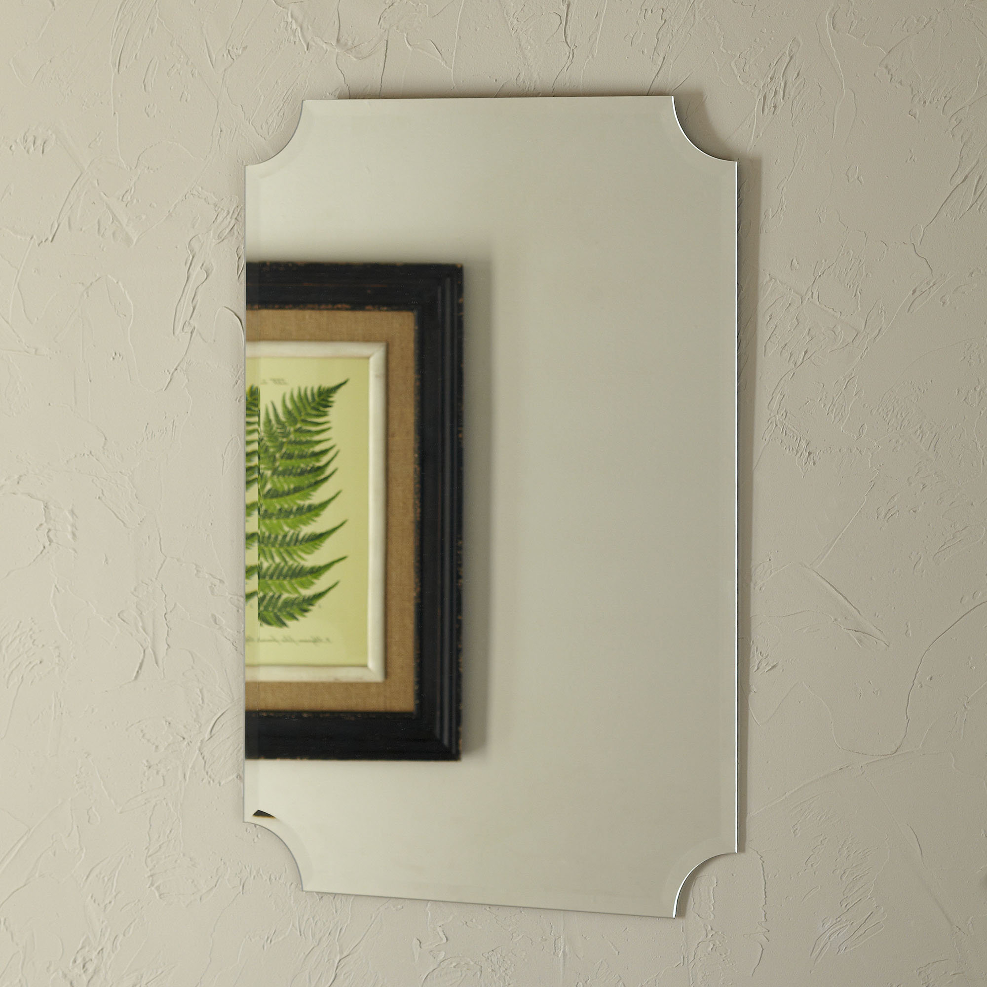 Guilherme Modern & Contemporary Accent Mirror Regarding Needville Modern & Contemporary Accent Mirrors (Image 4 of 20)