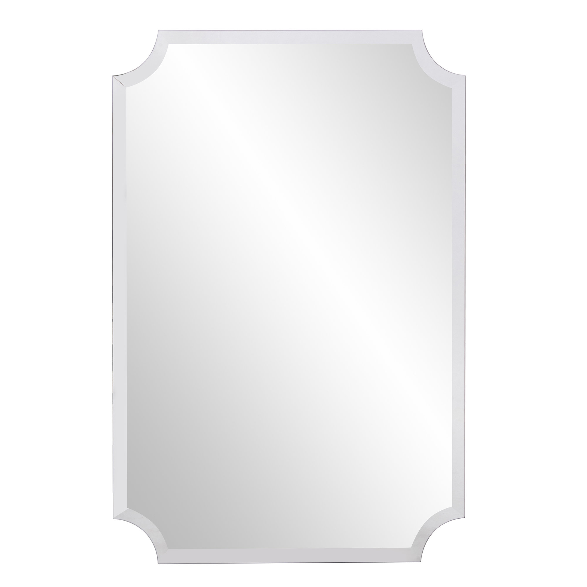 Guilherme Modern & Contemporary Accent Mirror Within Guidinha Modern & Contemporary Accent Mirrors (View 7 of 20)