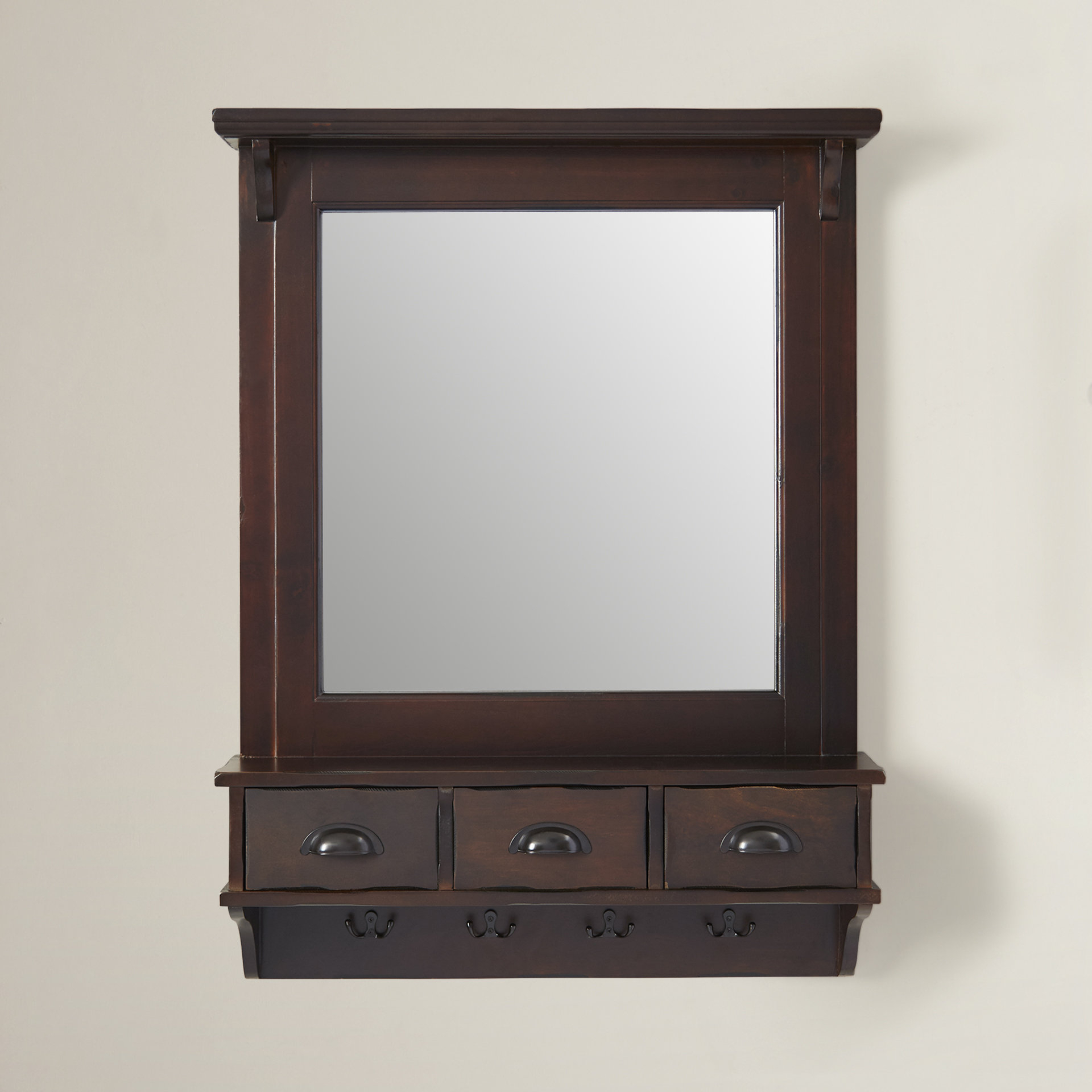 Featured Image of Hallas Wall Organizer Mirrors