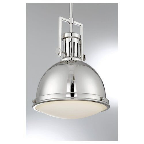 Hamilton 1 Light Single Dome Pendant In 2019 | Lighting Inside Hamilton 1 Light Single Dome Pendants (Image 12 of 25)