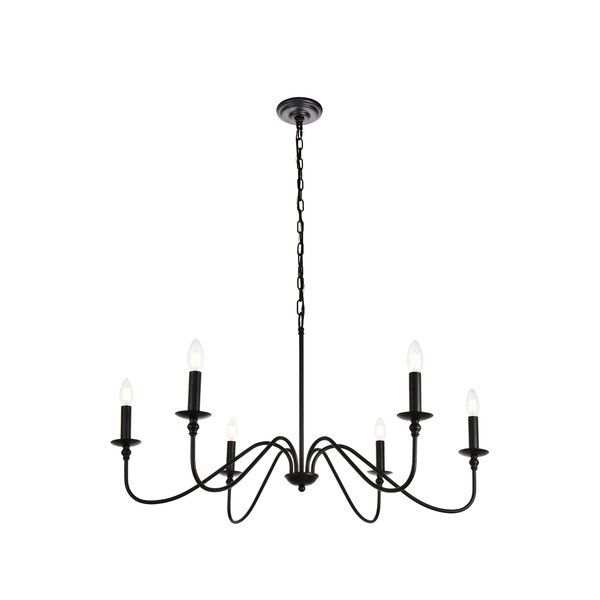 Hamza 6 Light Candle Style Chandelier In 2019 | Neil Design Within Hamza 6 Light Candle Style Chandeliers (View 8 of 20)