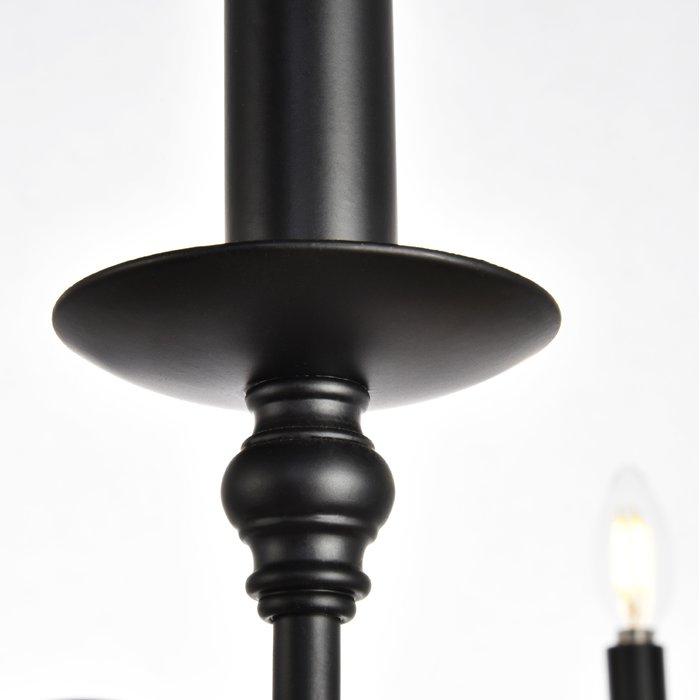 Hamza 6 Light Candle Style Chandelier Pertaining To Hamza 6 Light Candle Style Chandeliers (View 5 of 20)