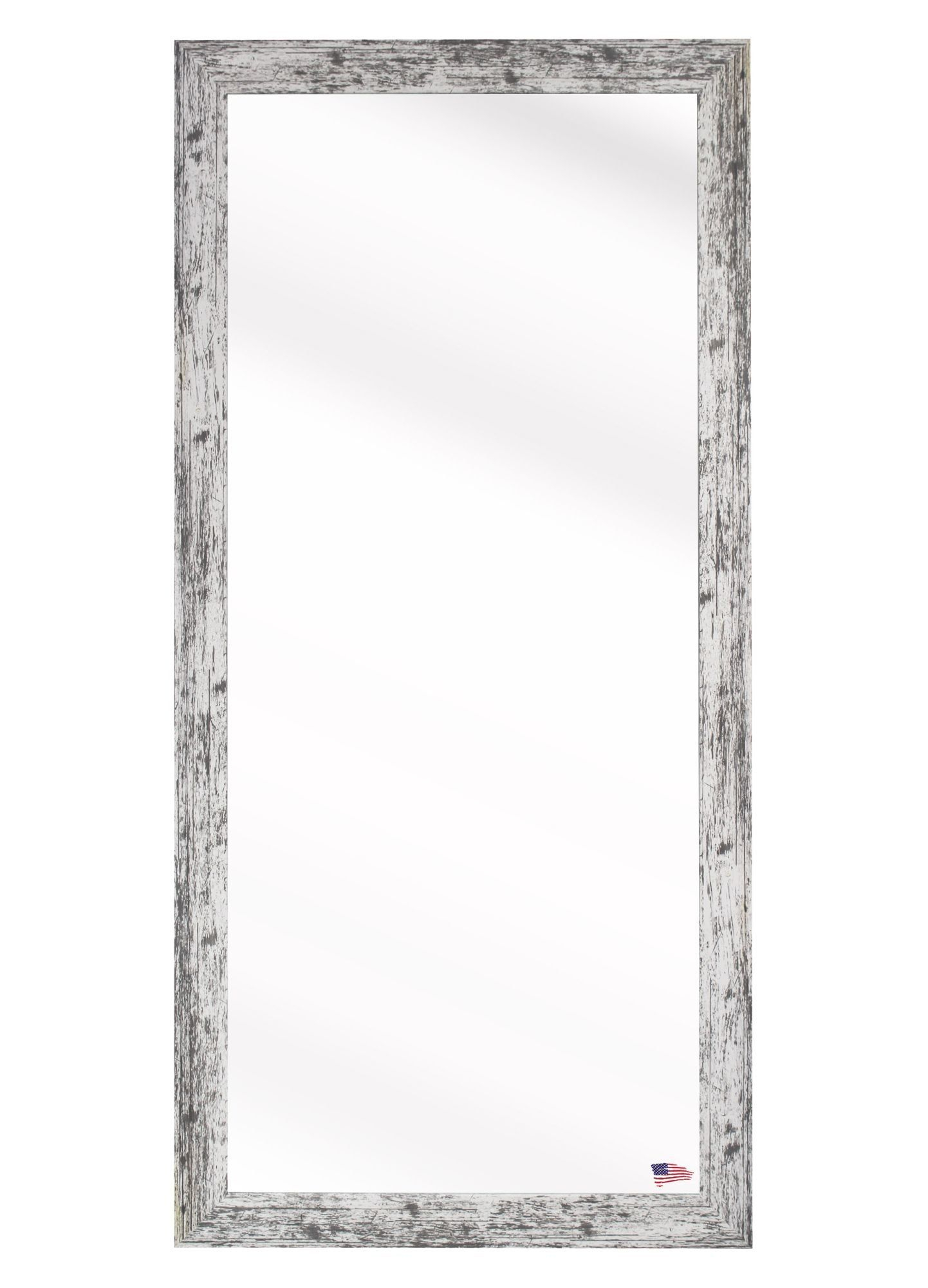 Handcrafted Farmhouse Full Length Mirror | Products With Regard To Handcrafted Farmhouse Full Length Mirrors (Image 13 of 20)