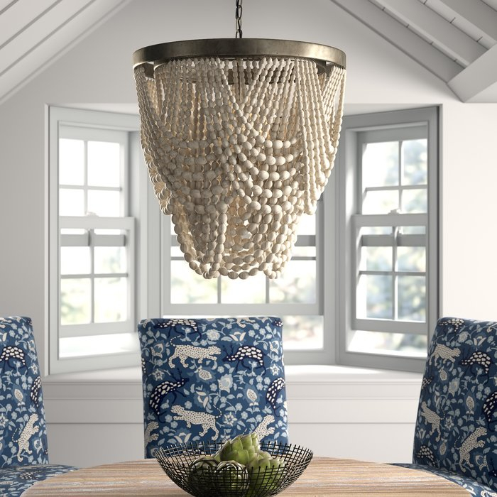 Featured Image of Hatfield 3 Light Novelty Chandeliers