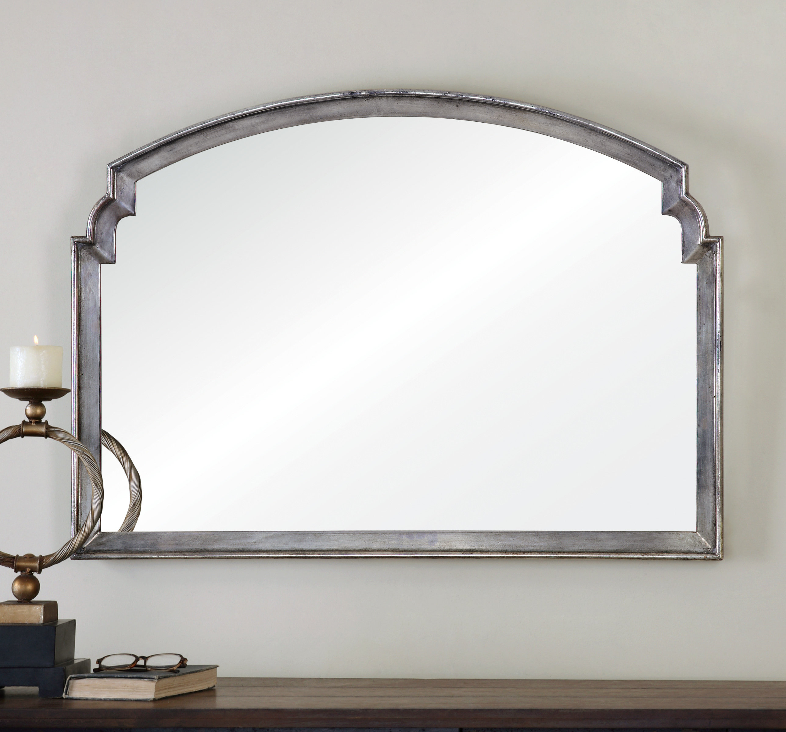 Helsley Accent Mirror Pertaining To Maude Accent Mirrors (Image 7 of 20)