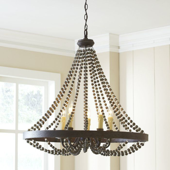 Heritage Ladonna 5 Light Novelty Chandelier | Dream Home Inside Ladonna 5 Light Novelty Chandeliers (View 3 of 20)