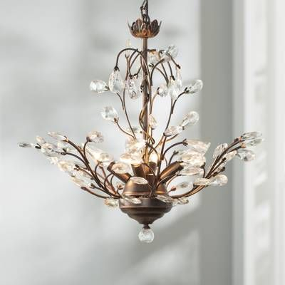 Hesse 5 Light Candle Style Chandelier In 2019   Home For Hesse 5 Light Candle Style Chandeliers (Image 11 of 20)