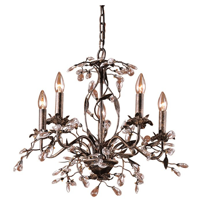 Featured Image of Hesse 5 Light Candle Style Chandeliers