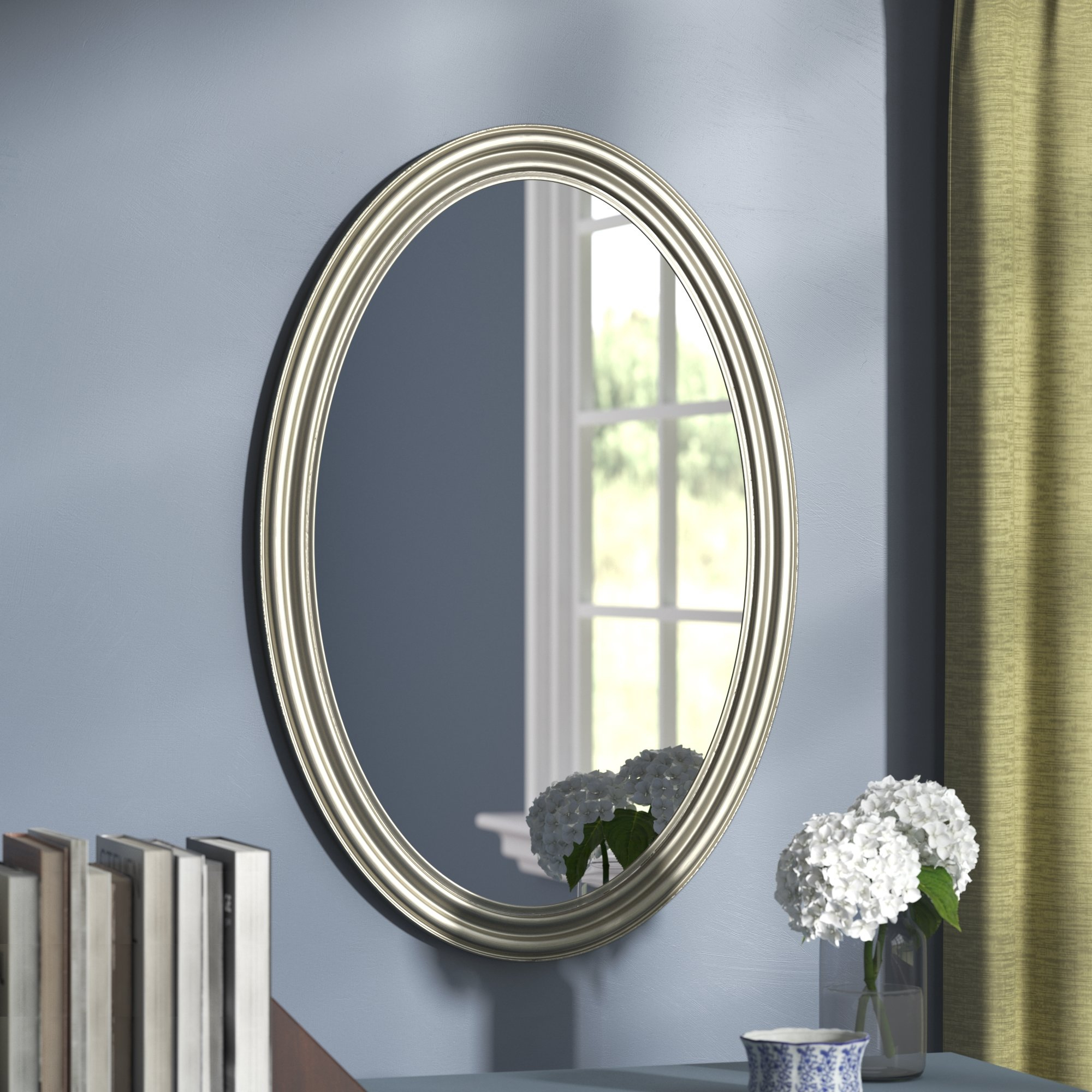 Hesson Mirror Intended For Charters Towers Accent Mirrors (Image 10 of 20)