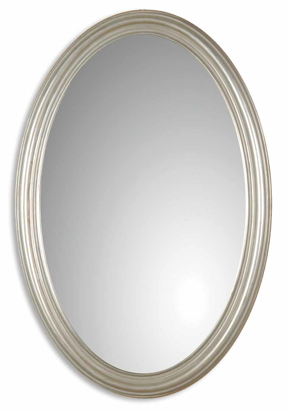 Hesson Mirror & Reviews | Birch Lane Inside Glen View Beaded Oval Traditional Accent Mirrors (View 17 of 20)