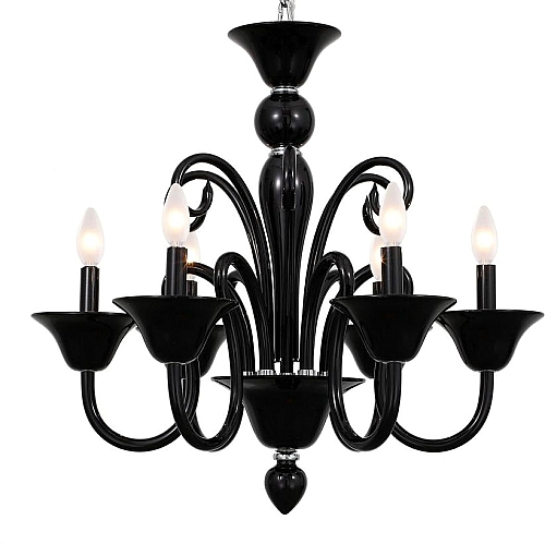 Hickman 6 Light Candle Style Chandelier, Lighting Within Perseus 6 Light Candle Style Chandeliers (View 16 of 20)