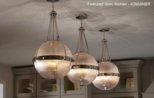 Home Lighting – Light Fixtures From Hansen Wholesale Inside Granville 2 Light Single Dome Pendants (View 19 of 25)