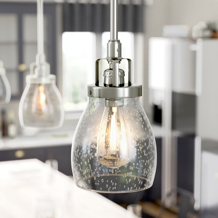 Featured Image of Houon 1 Light Cone Bell Pendants