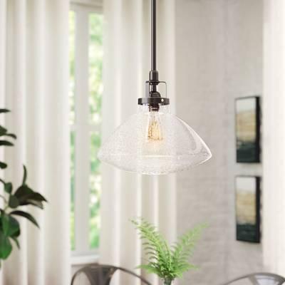 Houon 1 Light Cone Bell Pendant Inside Houon 1 Light Cone Bell Pendants (Image 14 of 25)