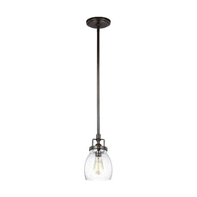 Houon 1 Light Cone Bell Pendant With Houon 1 Light Cone Bell Pendants (View 4 of 25)