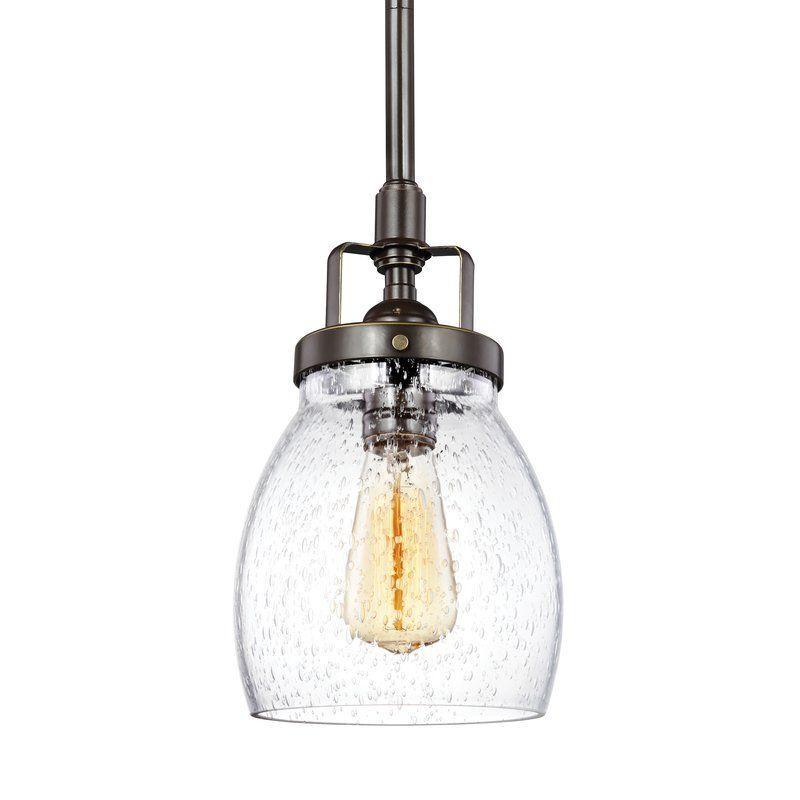Houon Heirloom Bronze 1 Light Cone Bell Pendant   House Intended For Houon 1 Light Cone Bell Pendants (Image 17 of 25)