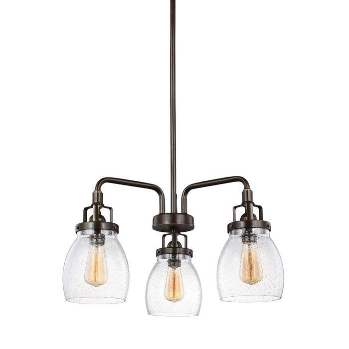 Houon Heirloom Bronze 1 Light Cone Bell Pendant   Kitchen Regarding Houon 1 Light Cone Bell Pendants (Image 18 of 25)
