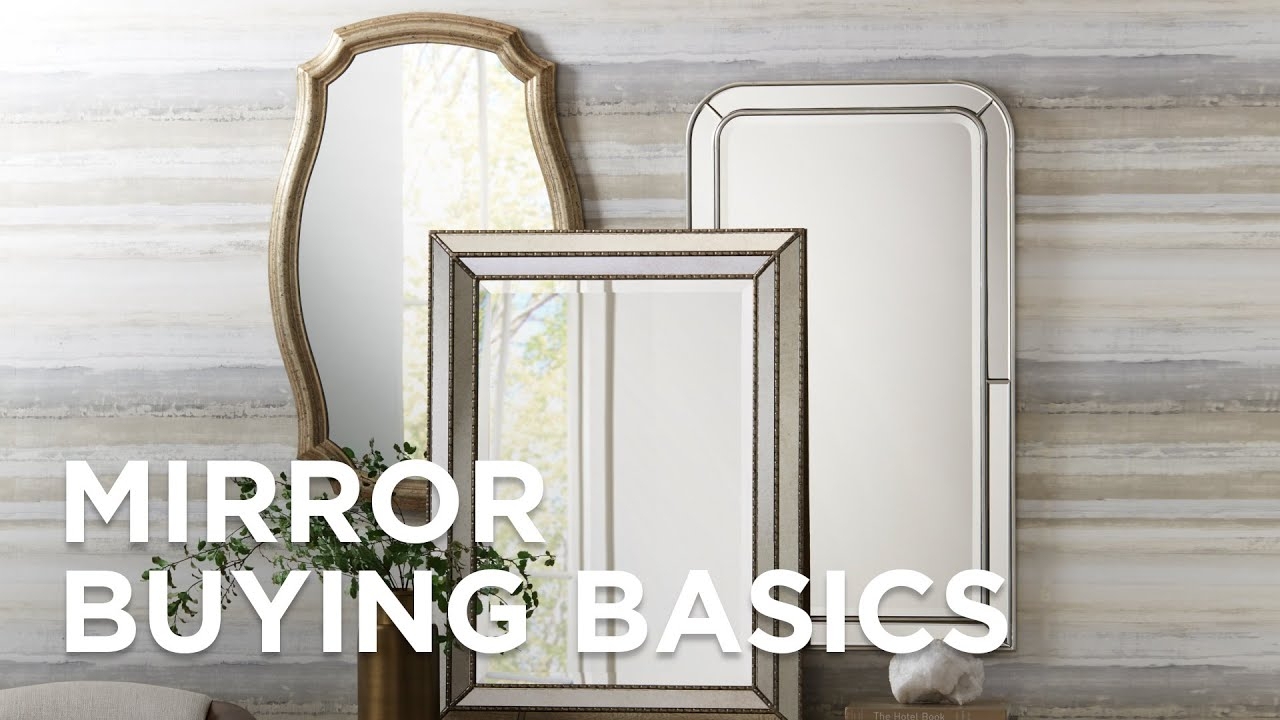 How To Buy A Mirror And Hang It Like A Pro – Ideas & Advice For Vertical Round Wall Mirrors (Image 11 of 20)