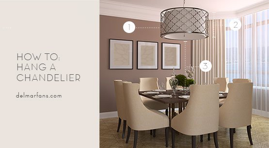 How To Install A Chandelier? A Diy Video Tutorial Pertaining To La Sarre 3 Light Globe Chandeliers (View 19 of 20)