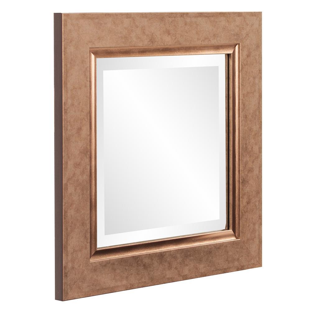 Howard Elliott Lexington Square Decorative Mirror 69056 With Lidya Frameless Beveled Wall Mirrors (View 18 of 20)