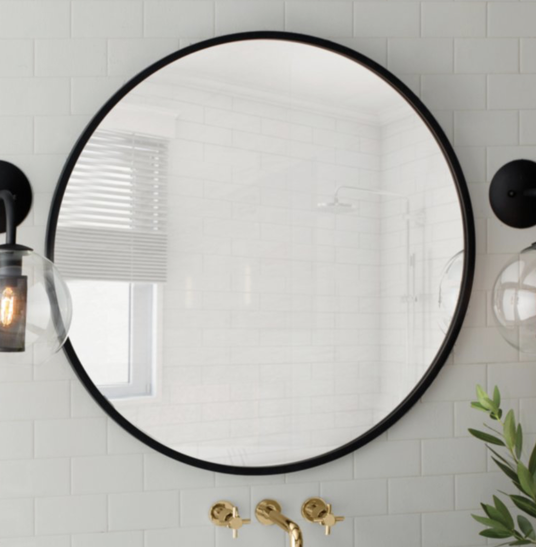 Hub Modern And Contemporary Accent Mirror In 2019 | 6098 Regarding Rhein Accent Mirrors (View 16 of 20)