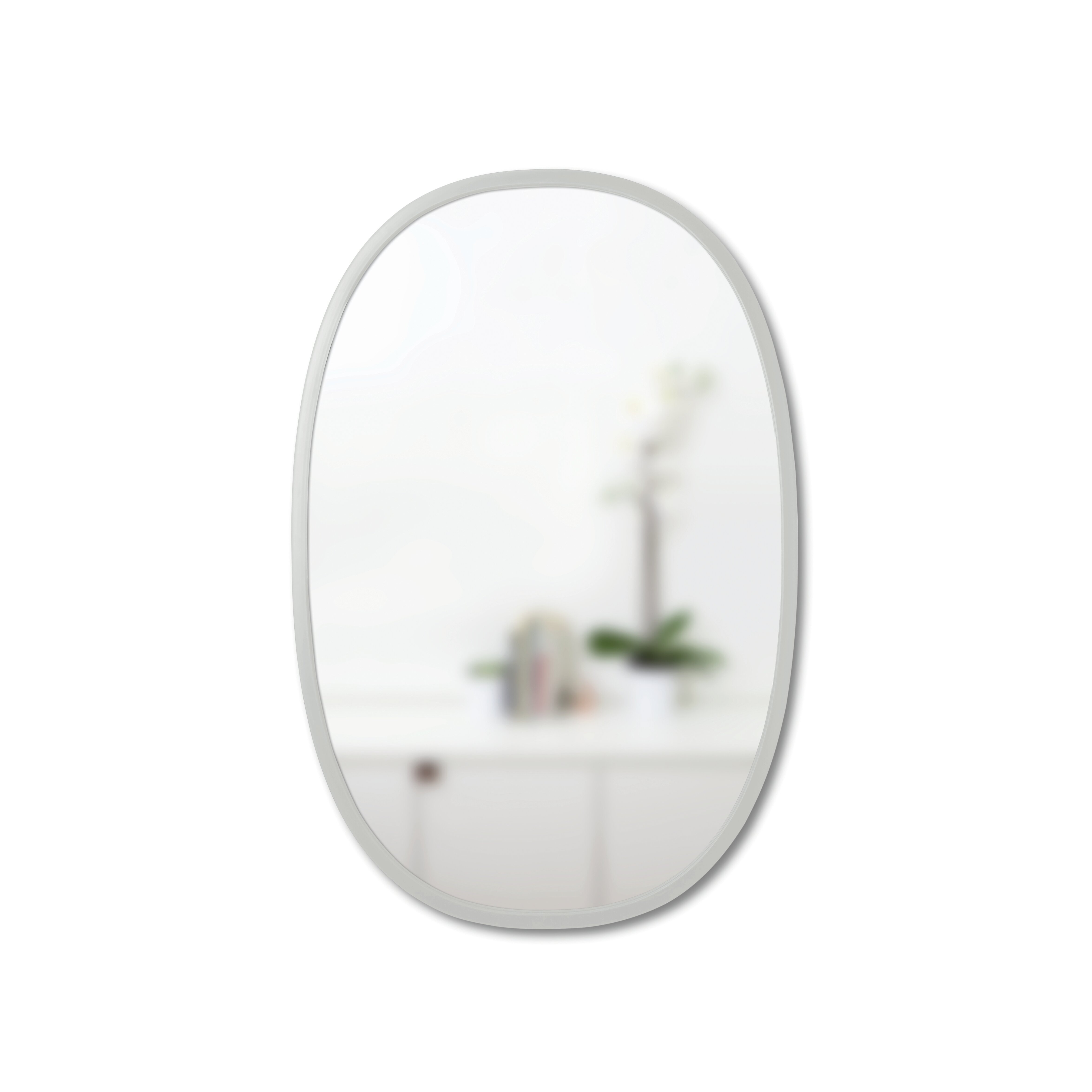 Hub Modern & Contemporary Accent Mirror Pertaining To Hub Modern And Contemporary Accent Mirrors (Image 2 of 20)