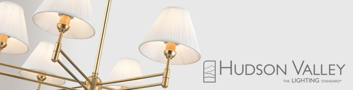 Hudson Valley Lighting | Lamps For Rockland 4 Light Geometric Pendants (View 15 of 25)