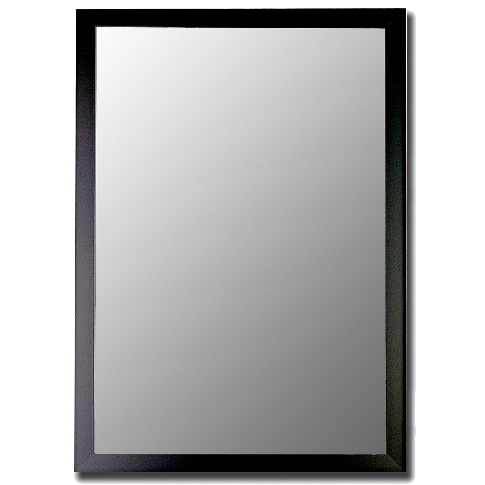 Humbert Modern & Contemporary Beveled Accent Mirror Intended For Modern & Contemporary Beveled Wall Mirrors (View 20 of 20)