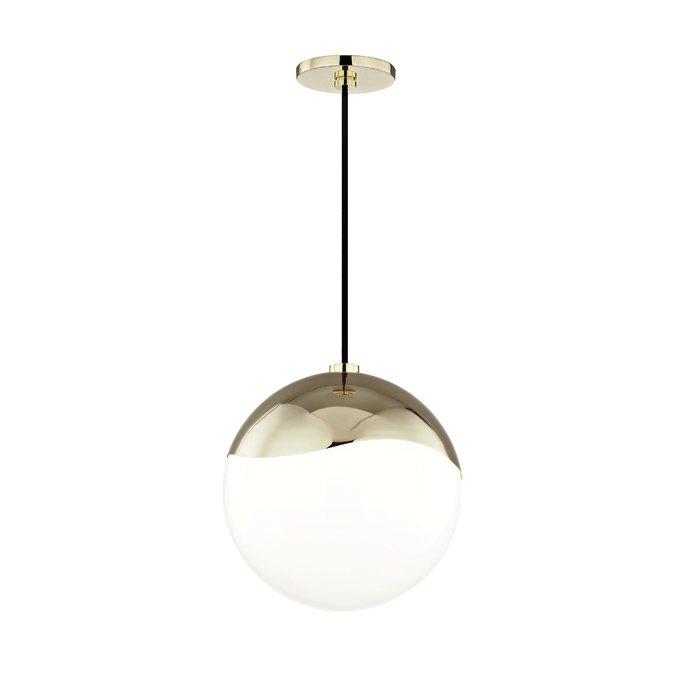 Hunter 1 Light Globe Pendant With Regard To Devereaux 1 Light Single Globe Pendants (Image 13 of 25)
