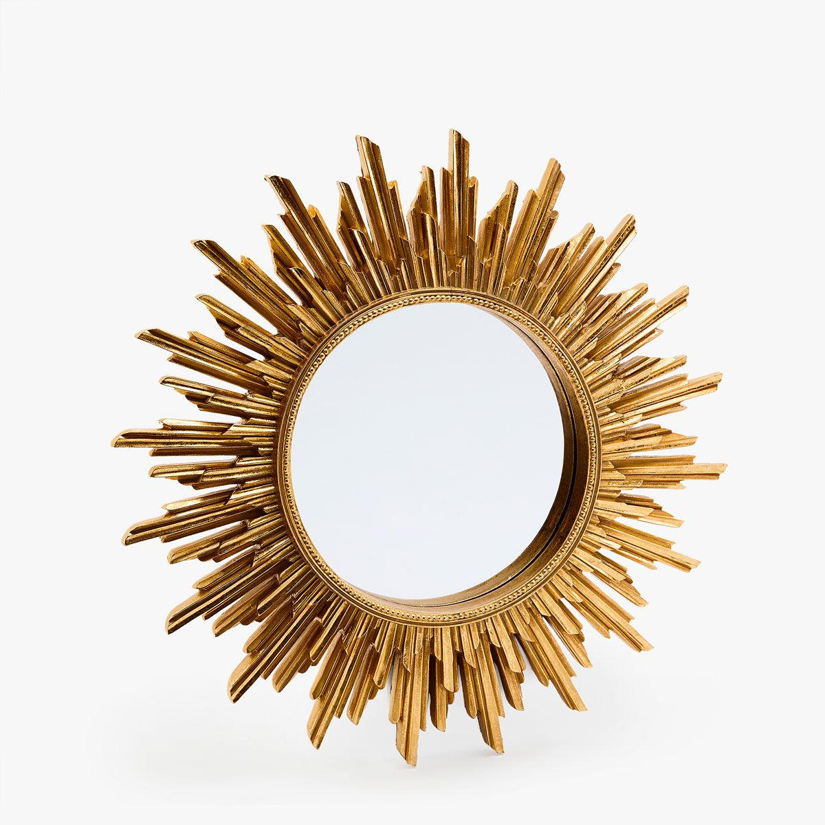 Image 1 Of The Product Sun Shaped Mirror | Zara Home Within Sun Shaped Wall Mirrors (View 4 of 20)