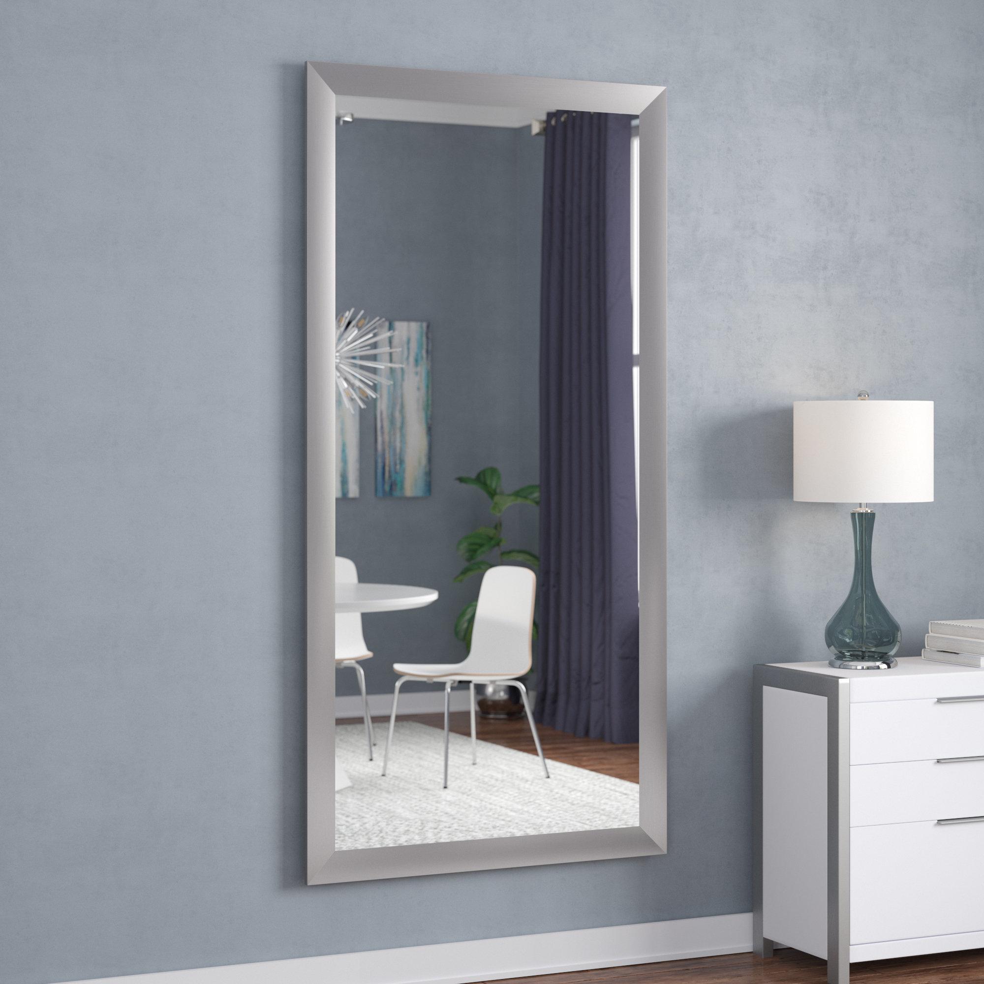 Industrial Full Length Mirror Regarding Industrial Full Length Mirrors (View 7 of 20)
