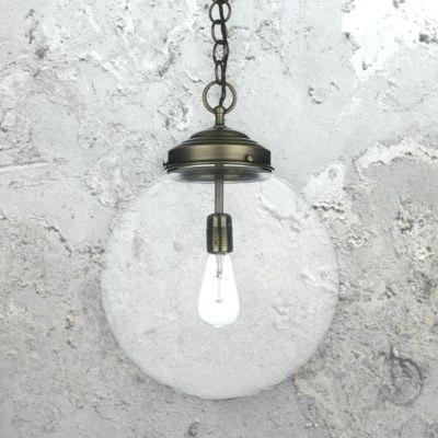 Industrial Globe Chandelier – Cryptopops (View 15 of 20)