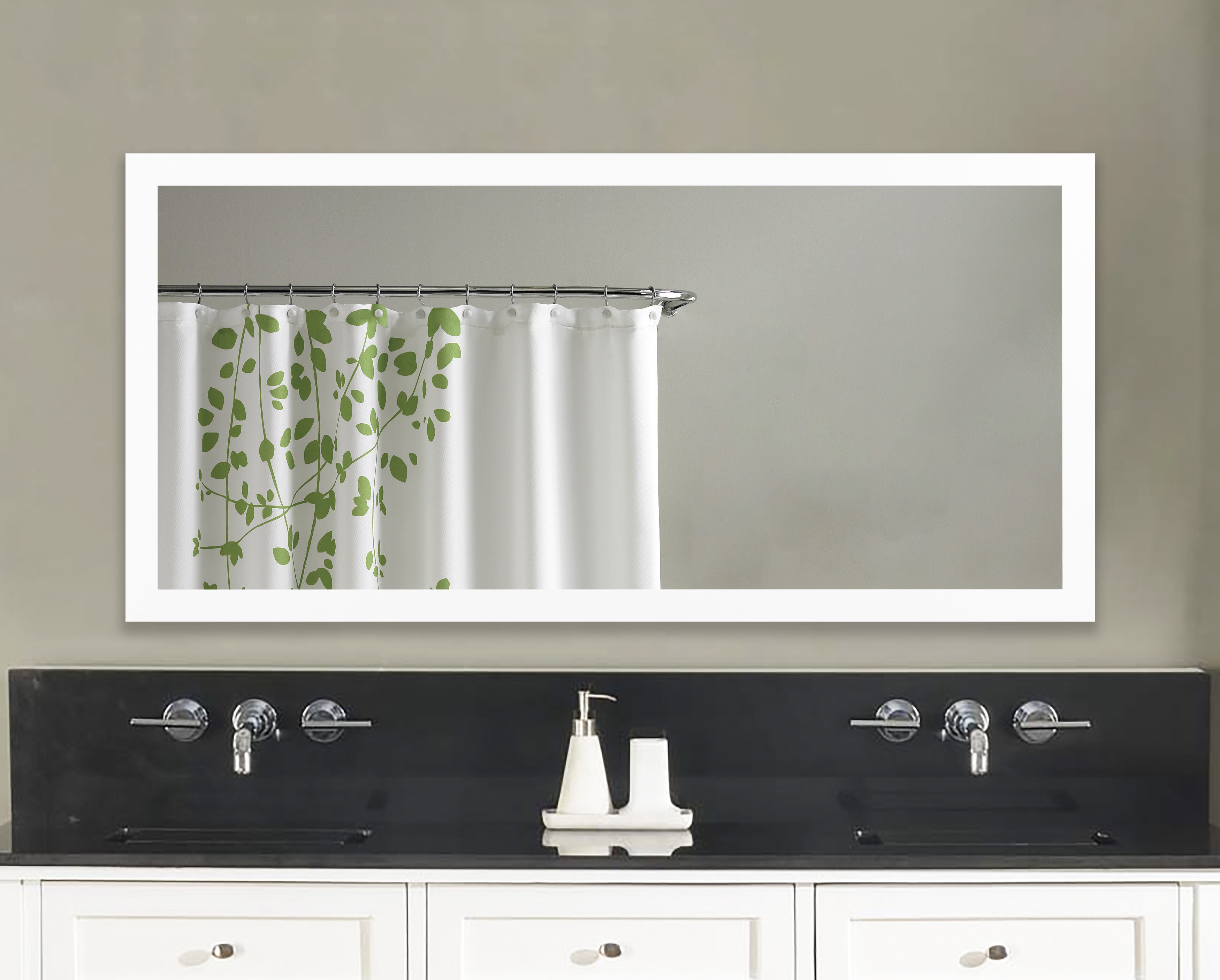 Industrial Modern & Contemporary Wall Mirror Throughout Industrial Modern & Contemporary Wall Mirrors (View 8 of 20)