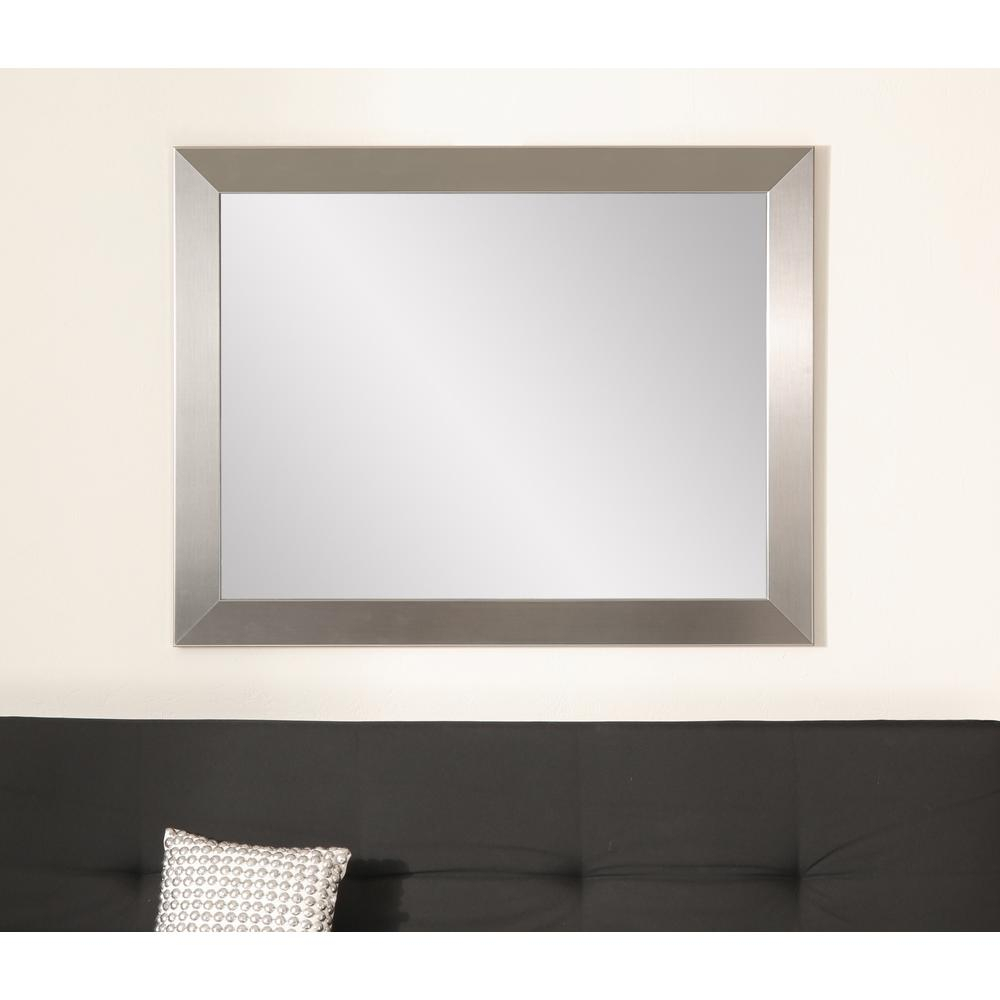 Industrial Modern Home Accent Wall Mirror Throughout Accent Wall Mirrors (Image 14 of 20)