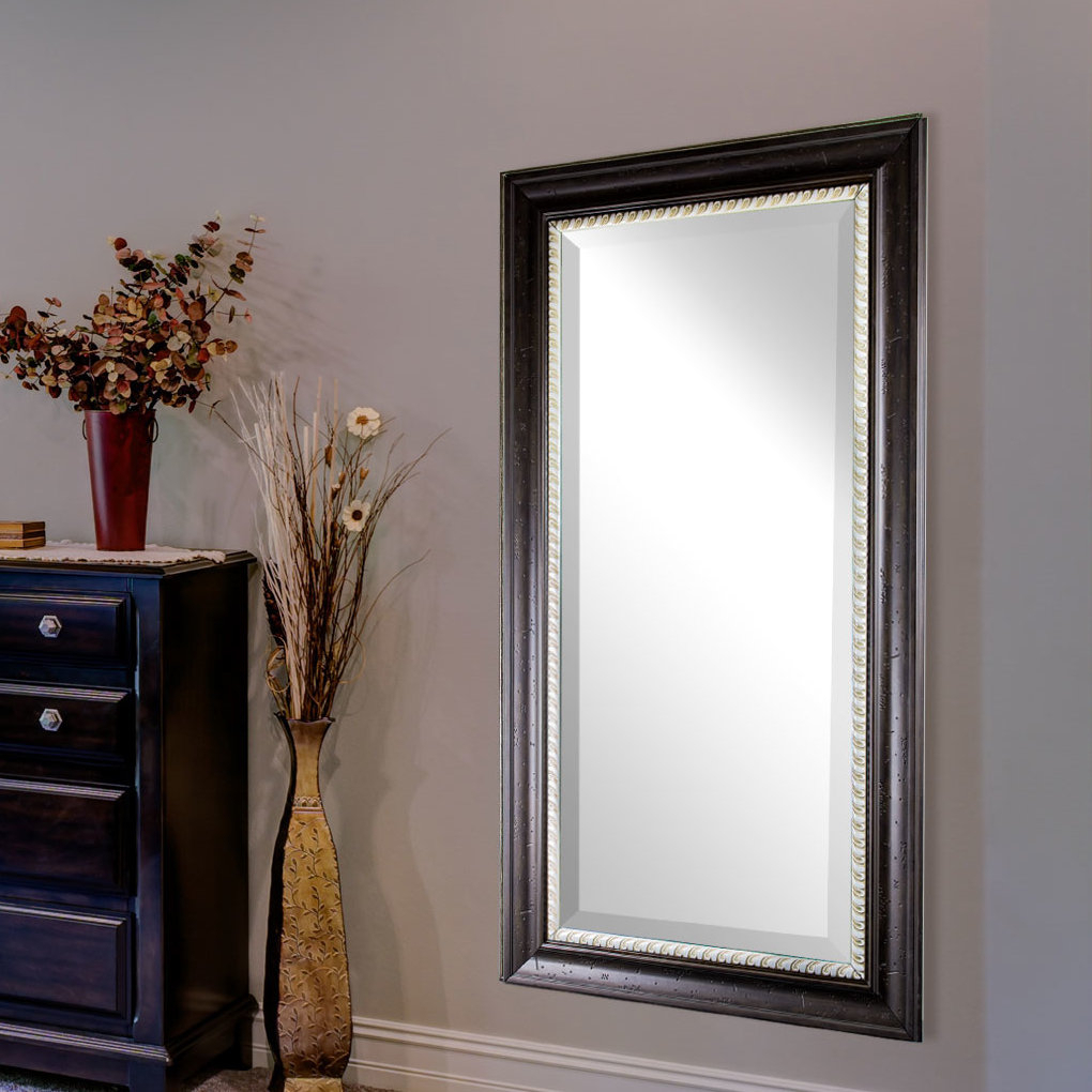 Ingram Modern And Contemporary Full Length Mirror Throughout Dedrick Decorative Framed Modern And Contemporary Wall Mirrors (Image 12 of 20)