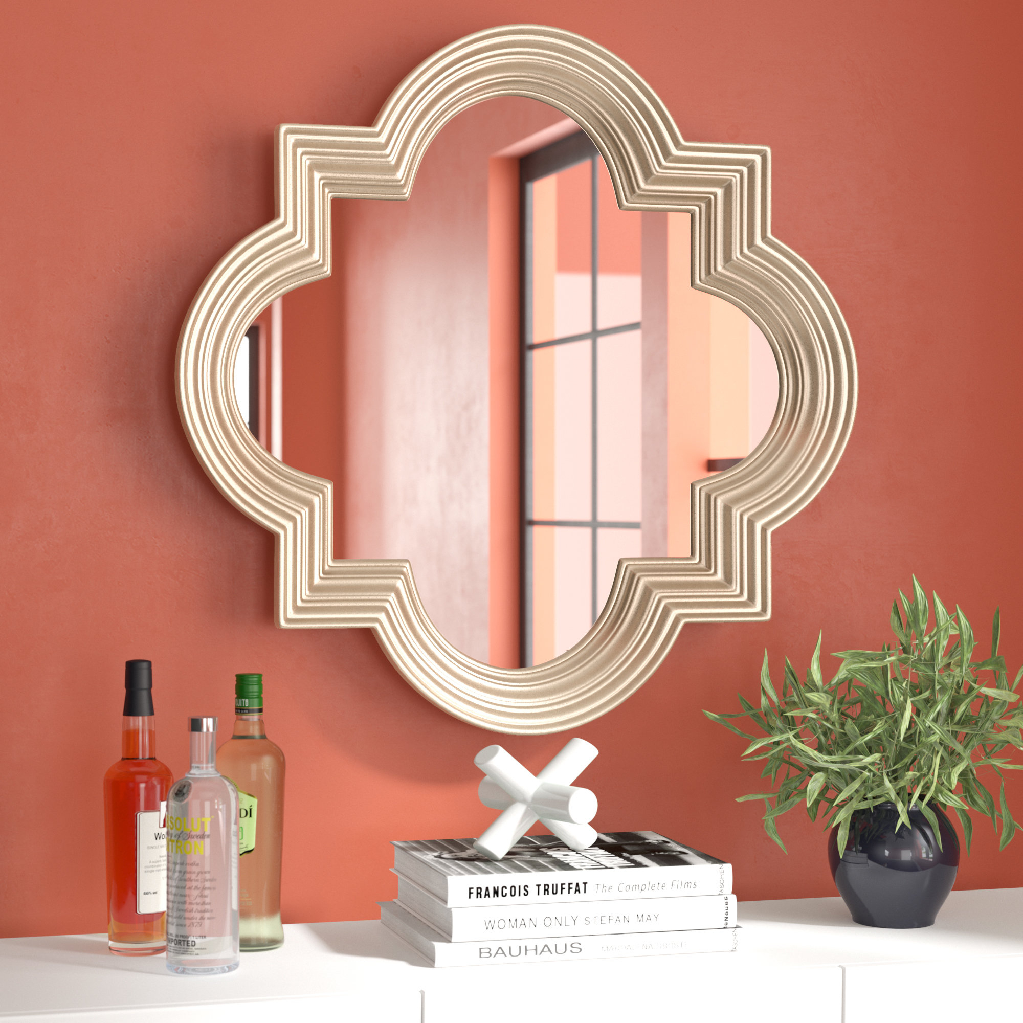 Irregular Large & Oversized Mirrors You'll Love In 2019 Intended For Astrid Modern & Contemporary Accent Mirrors (View 18 of 20)