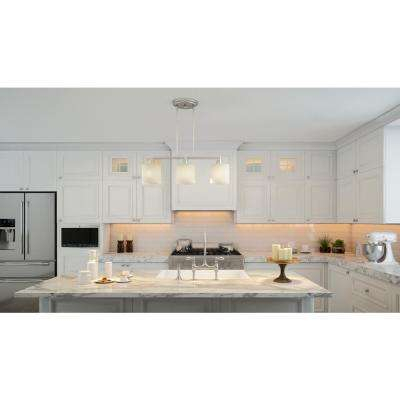 Island – Pendant Lights – Lighting – The Home Depot With Smithville 4 Light Kitchen Island Pendants (View 17 of 25)