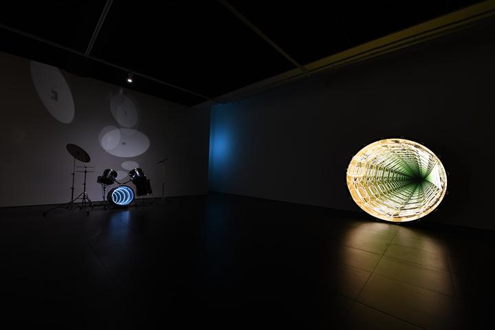 Iván Navarro In Conversation | Ocula Regarding Willems 1 Light Single Drum Pendants (Image 10 of 25)