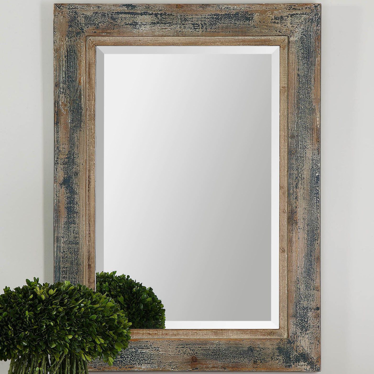 Janie Rectangular Wall Mirror | Products | Wood Mirror Within Janie Rectangular Wall Mirrors (Image 3 of 20)