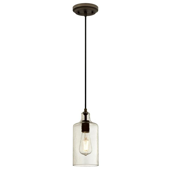 Featured Image of Jayce 1 Light Cylinder Pendants