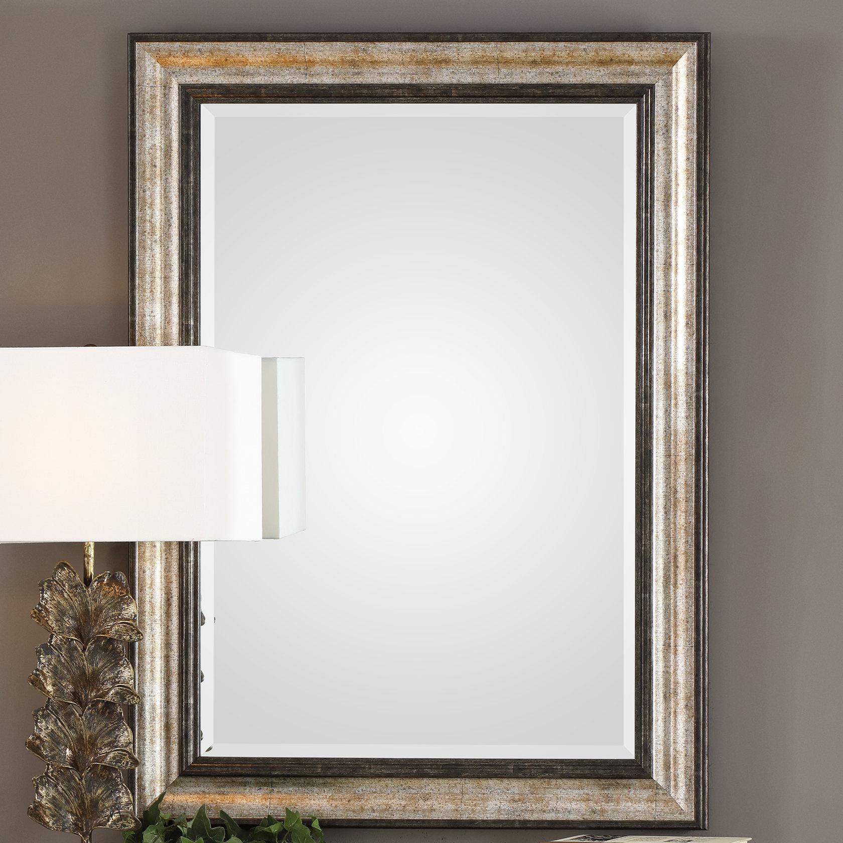Jevon Accent Mirror Pertaining To Bartolo Accent Mirrors (Image 9 of 20)