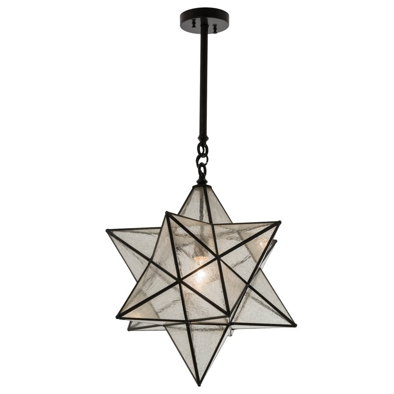Juhl 1 Light Single Star Pendant In 1 Light Single Star Pendants (Image 20 of 25)