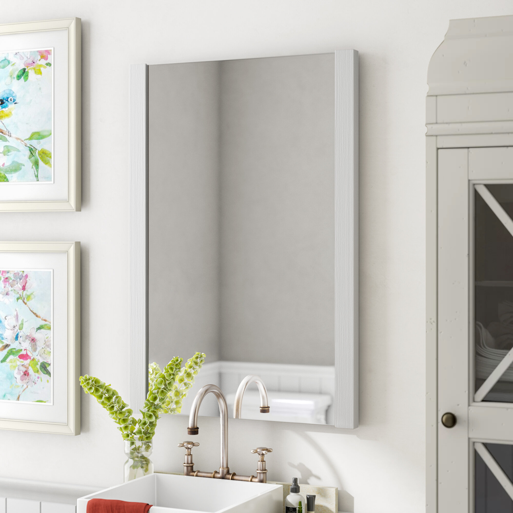 Kaleb Modern And Contemporary Accent Mirror With Kayden Accent Mirrors (View 20 of 20)