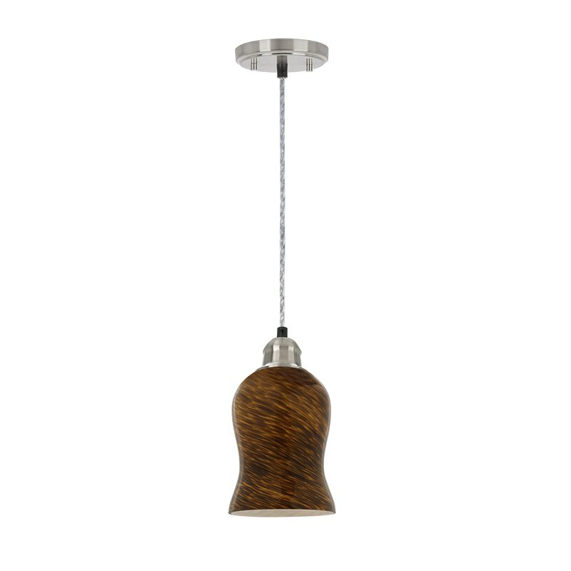 Kellam 1 Light Single Bell Pendant For Yarger 1 Light Single Bell Pendants (View 21 of 25)