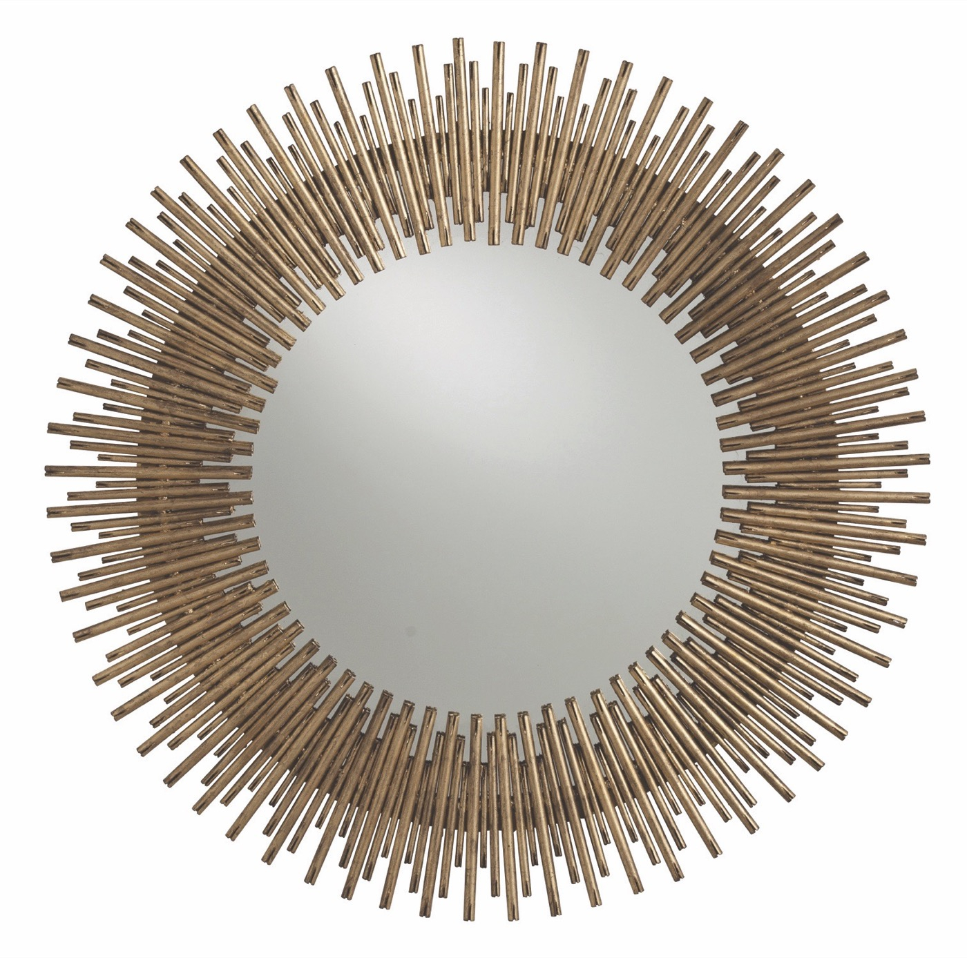 Kentwood Round Wall Mirror | Gold In Kentwood Round Wall Mirrors (View 7 of 20)