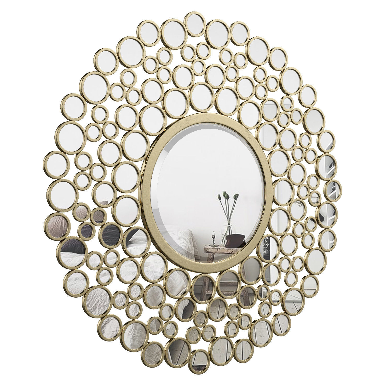 Featured Image of Kentwood Round Wall Mirrors