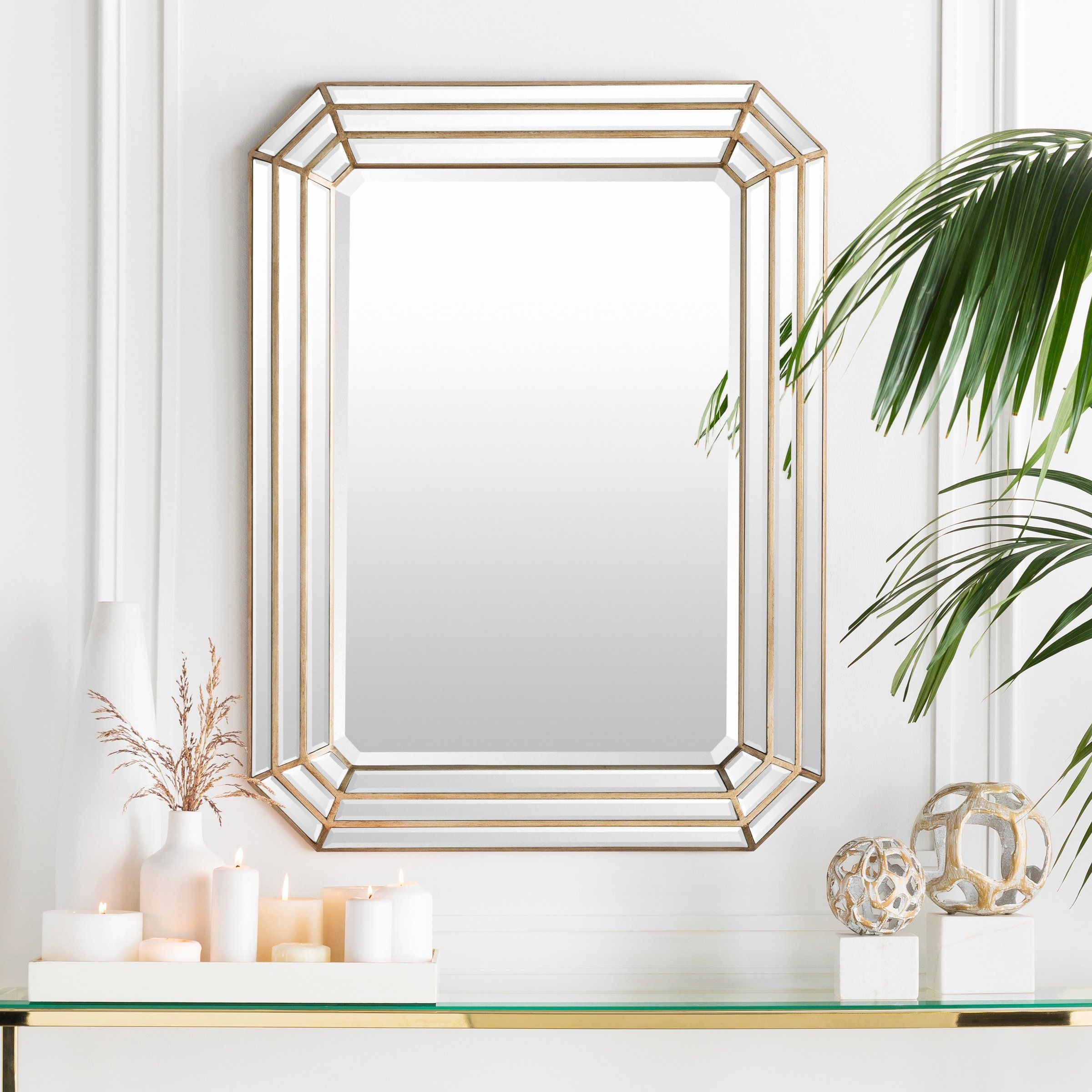 Kimora Decorative Object | M I R R O R   M I R R O R Pertaining To Willacoochee Traditional Beveled Accent Mirrors (Image 9 of 20)