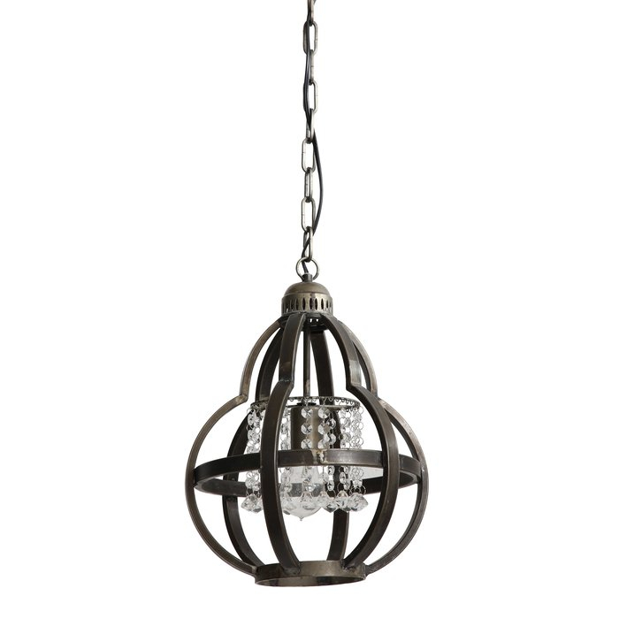 Kliebert 1 Light Single Geometric Pendant With Regard To Kilby 1 Light Pendants (View 9 of 25)