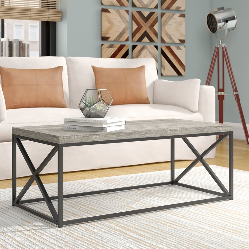 Kober Coffee Table Intended For Simple Living Ethan Cocktail Tables (View 11 of 25)